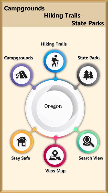 Great Oregon - Camps & Trails