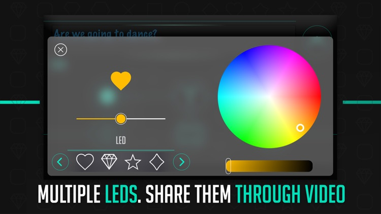 Display Go ○ LED ticker texts screenshot-0