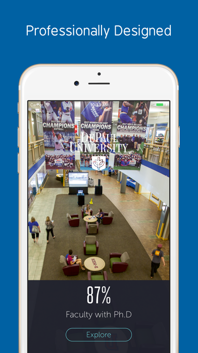 DePaul University App