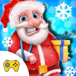 Crazy Santas Activities In Christmas Night
