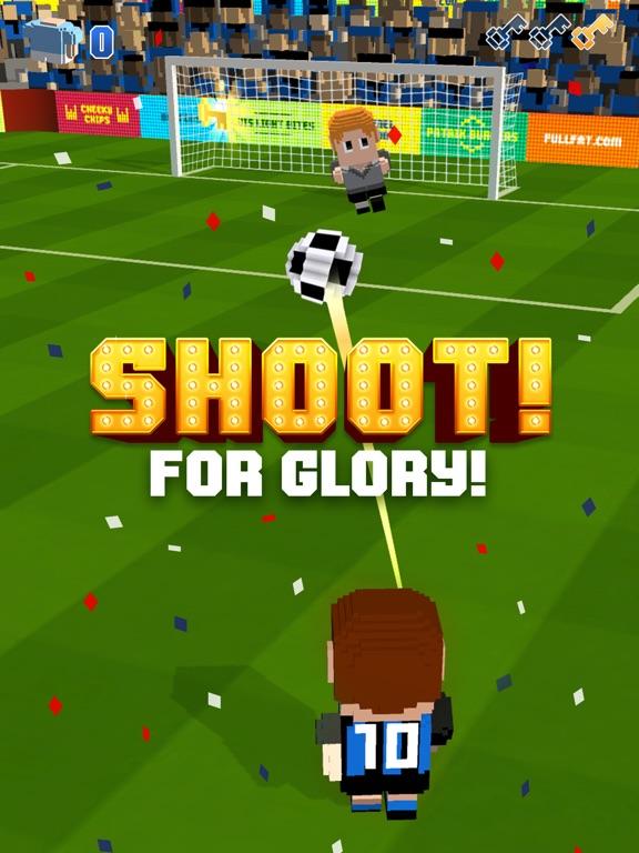 Скачать Blocky Soccer