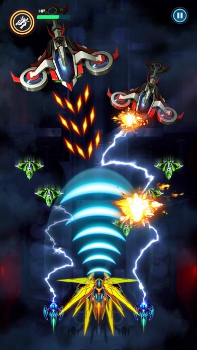 Infinite Shooting: Galaxy War screenshot #3