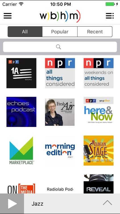 WBHM Public Radio screenshot-3