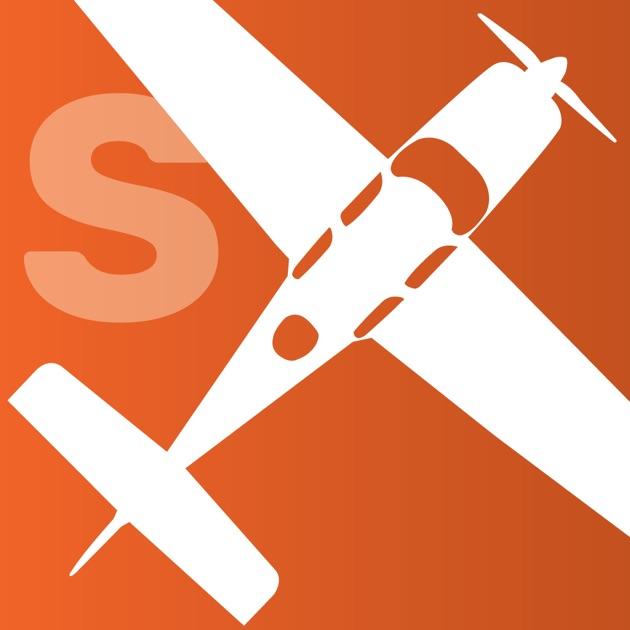 sport pilot test prep on the app store. Black Bedroom Furniture Sets. Home Design Ideas