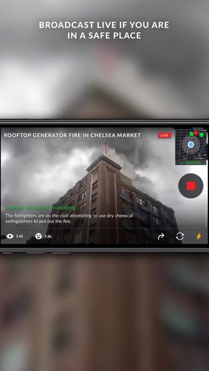 Citizen: Safety & Awareness screenshot-4