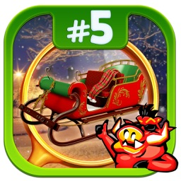 Christmas Tale Hidden Object
