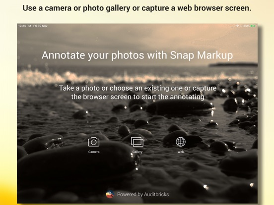 Screenshot #1 for Snap Markup - Annotation Tool