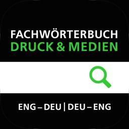 DRUCK & MEDIEN FACHWÖRTERBUCH