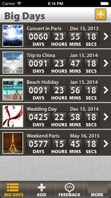 Countdown?