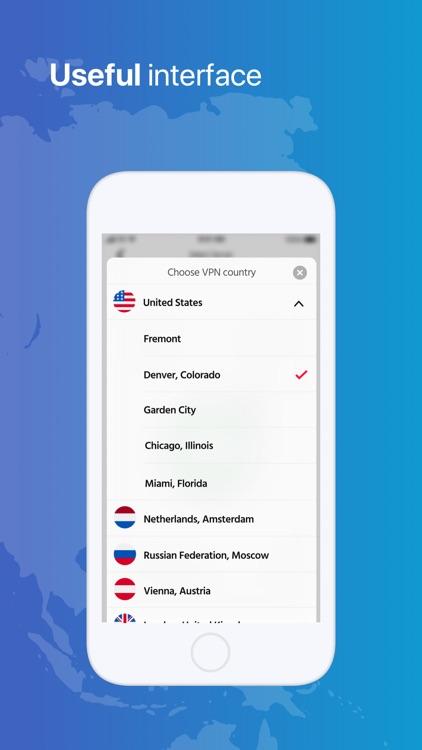 VPN iNinja - Fast & Unlimited screenshot-3