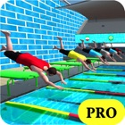 Water Swimming Diving Race Pro icon