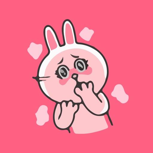 Pals of Ruby Emotes Sticker IM