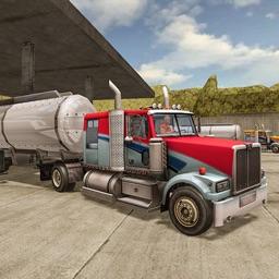 Oil Tanker Truck Delivery