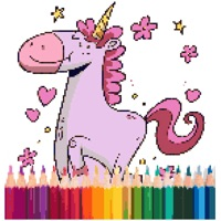 Codes for Unicorn Art: Coloring Pixel Hack