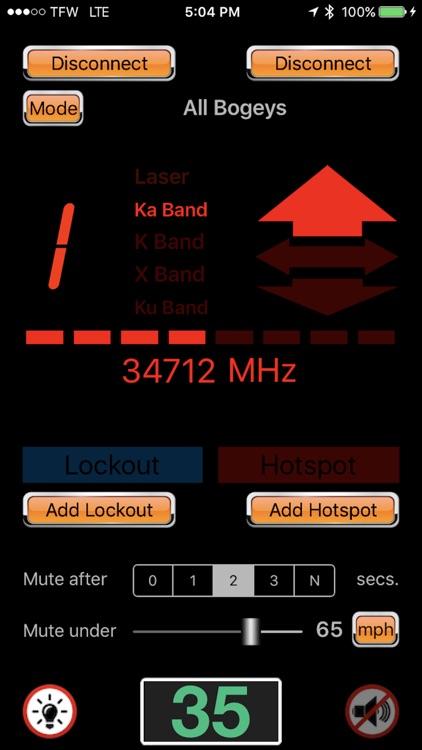V1 Radar Connect Pro