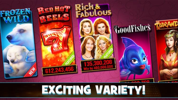 Vegas Party Slots: Casino Fun! screenshot-4