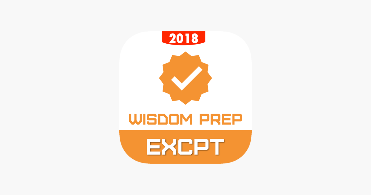Excpt Exam Prep 2018 On The App Store