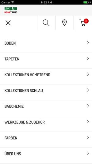 Schlau Tapeten schlau hometrend on the app store