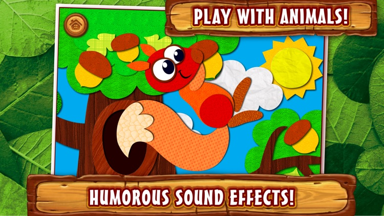 Puzzle Games for Kids Toddlers screenshot-4