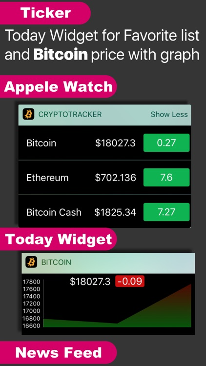 Crypto Tracker Pro screenshot-0