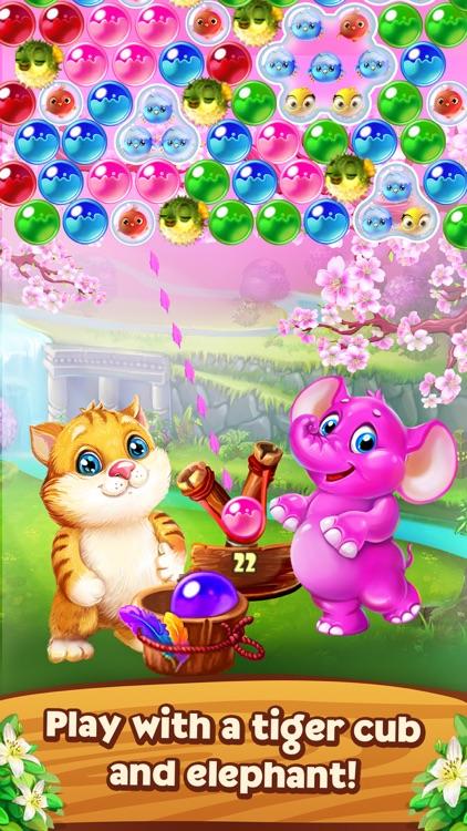 Bubble Tale: Friends Story screenshot-4