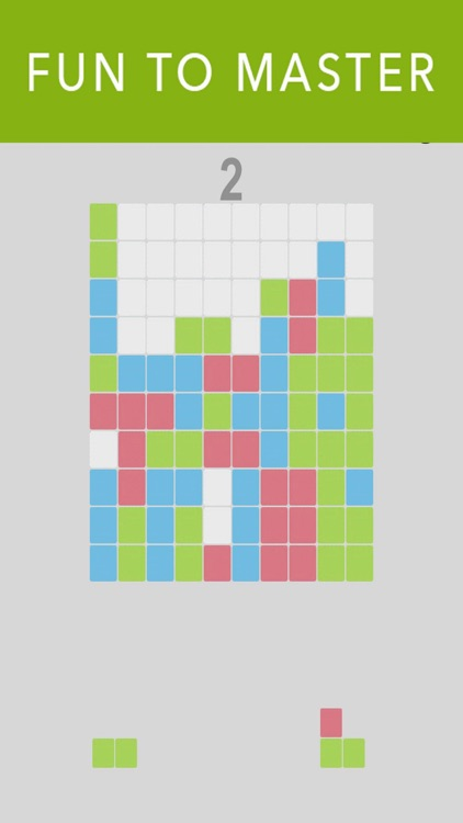 New Fill Color brick game