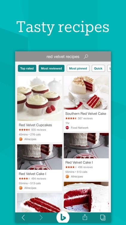 Bing – Fast and beautiful mobile search engine screenshot-3