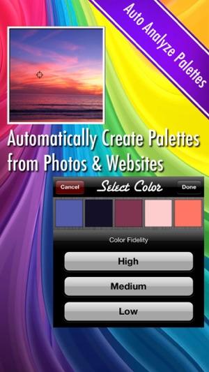 Compagno Colore - Analyzer & Converter Screenshot