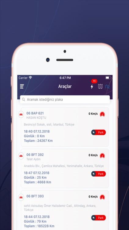 n2 mobil takip sistemi