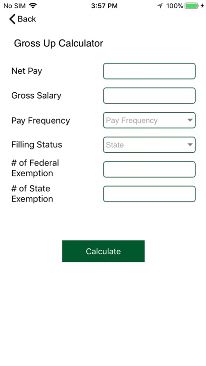 Precise Paycheck screenshot-5