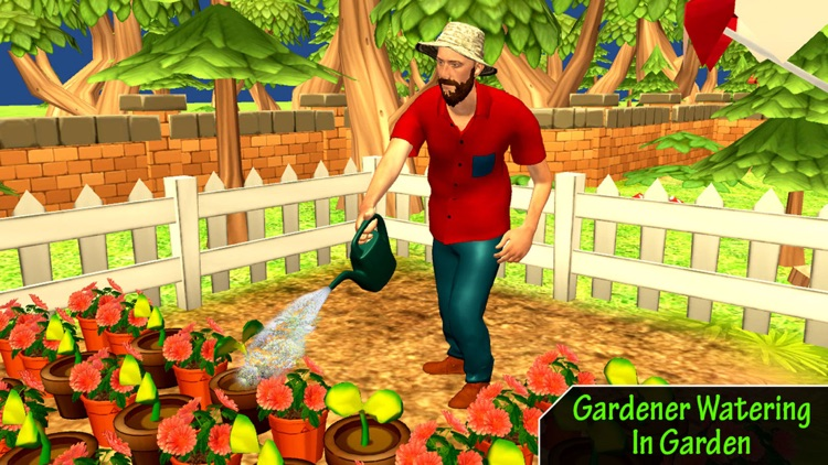 Home Garden Happy Family Games
