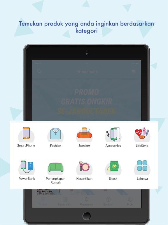 iPad Image of Buanamart