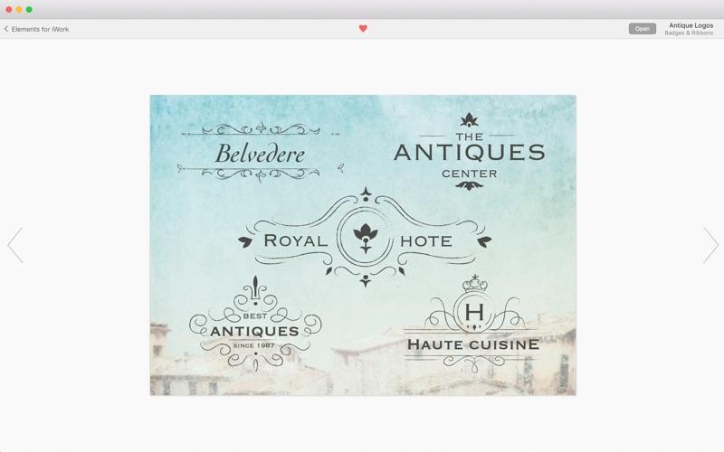 Elements Lab - Templates скриншот программы 5