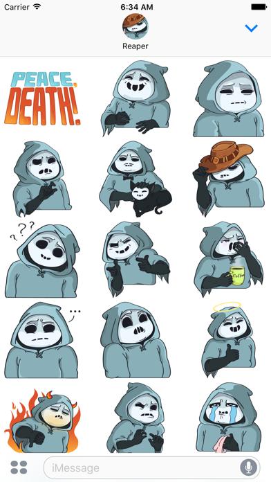 Скриншот №3 к Peace Death! Reaper