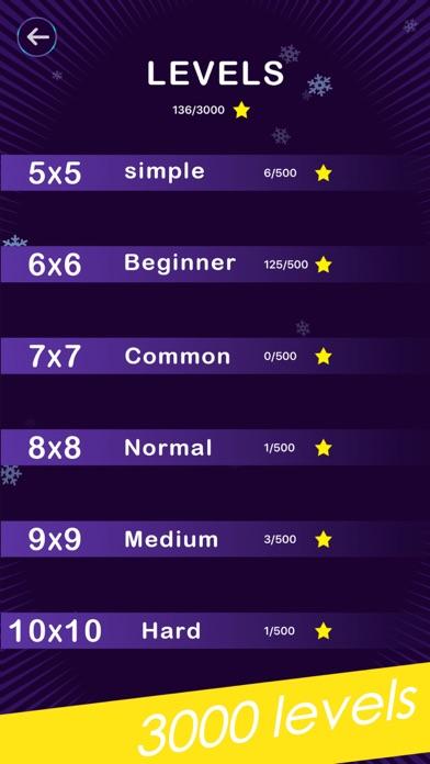 Screenshot for Color Line -Fill Block Puzzle in Peru App Store