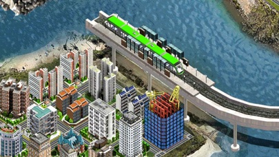 Monorail Island™ screenshot 3