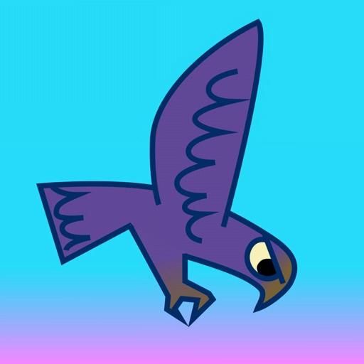 Mama Hawk Icon