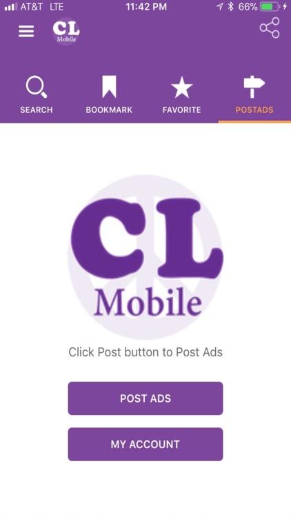 CL Mobile Pro for Craigslist screenshot-4