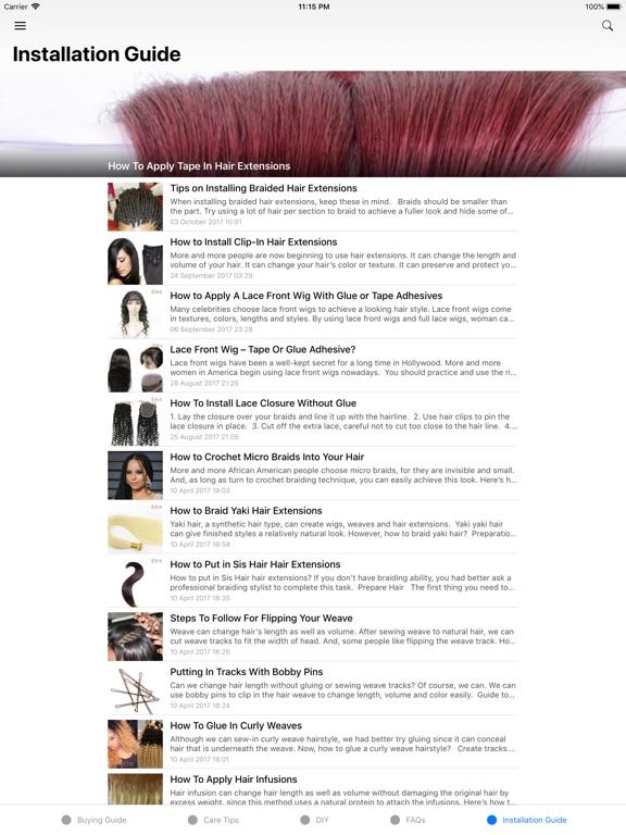Sis Hair-ipad-2