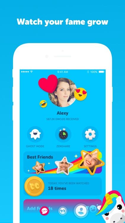 Zenly - your social map screenshot-4