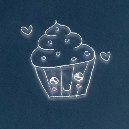 Kawaii! Say it with a Cupcake