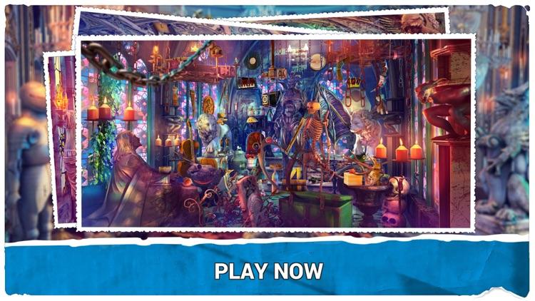 Hidden Object Vampires Temple screenshot-3