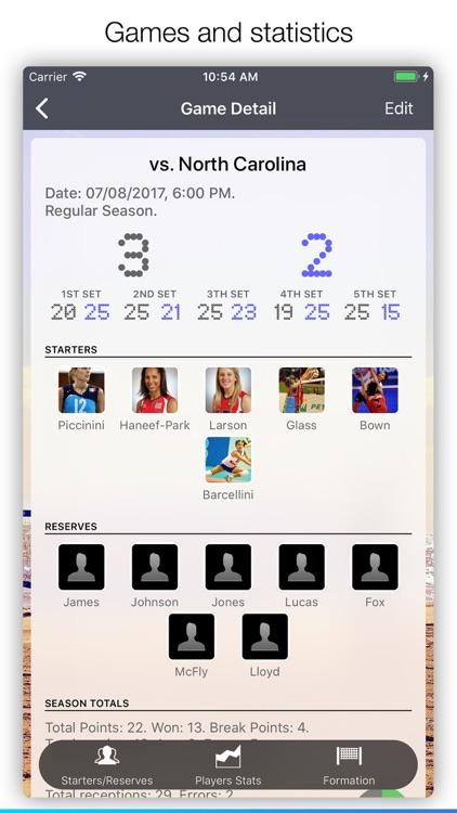 Assistant Coach Volleyball screenshot-4