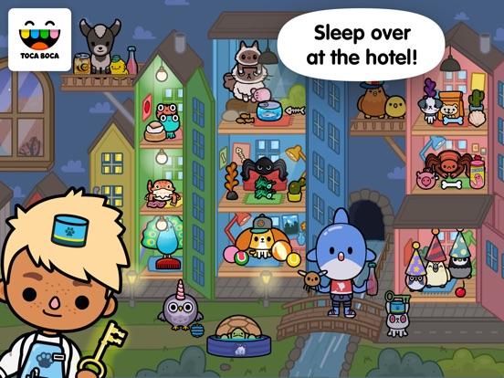 Toca Life: Pets screenshot 8