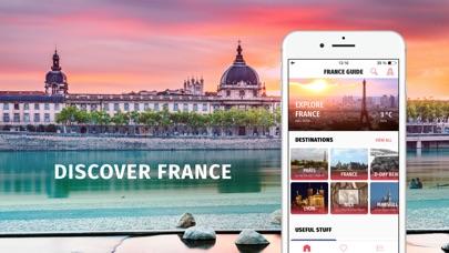 法國離線旅遊指南屏幕截圖1