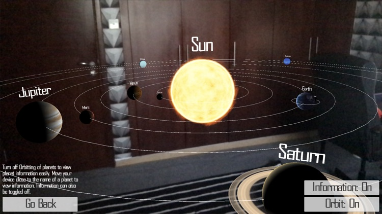 A.R Solar System screenshot-0