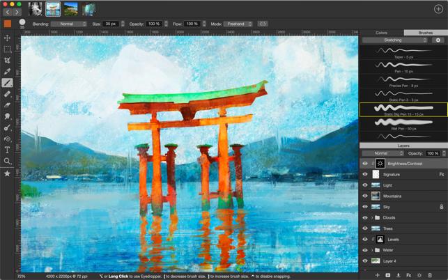 Artstudio Pro: Draw Paint Edit