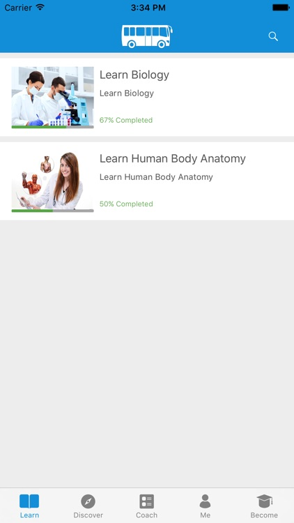 Learn Biology and HBA