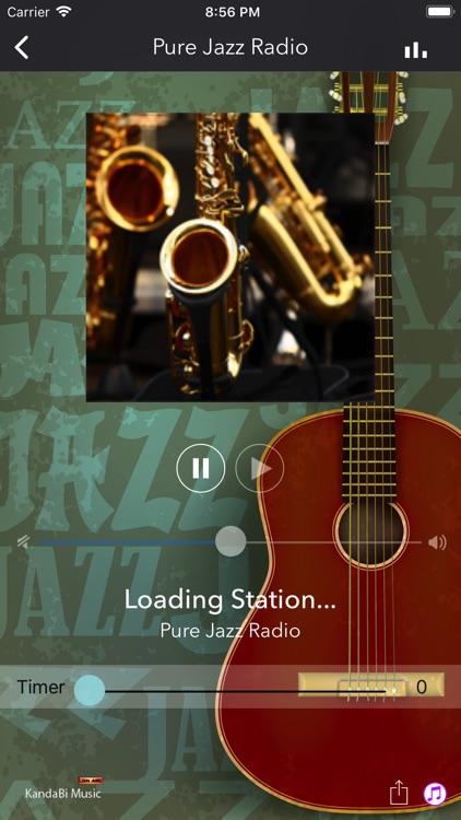 Jazz Radio screenshot-3