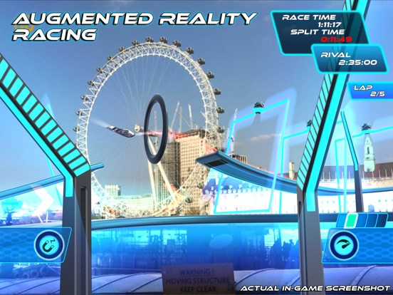 Screenshot #4 pour Lightstream Racer
